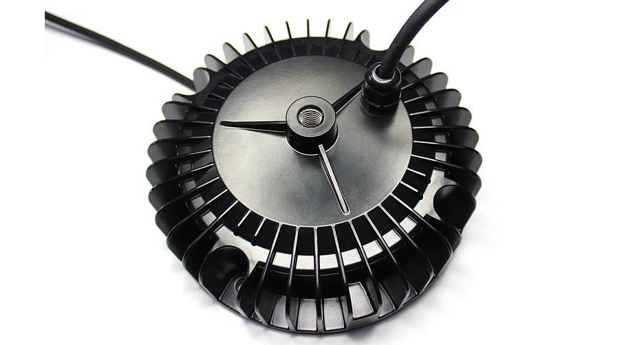 200W圆形LED工矿灯驱动电源