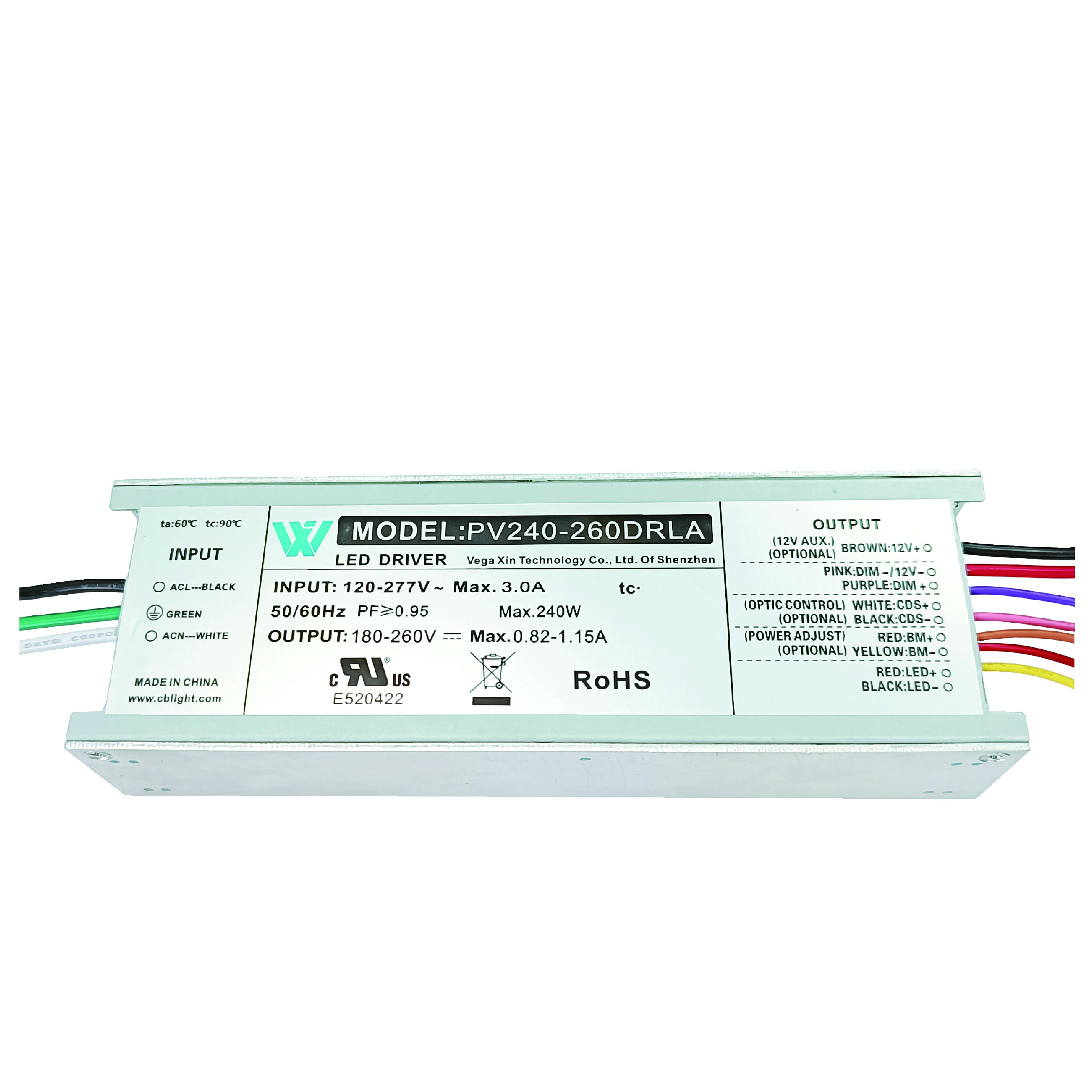 80W LED投光灯电源