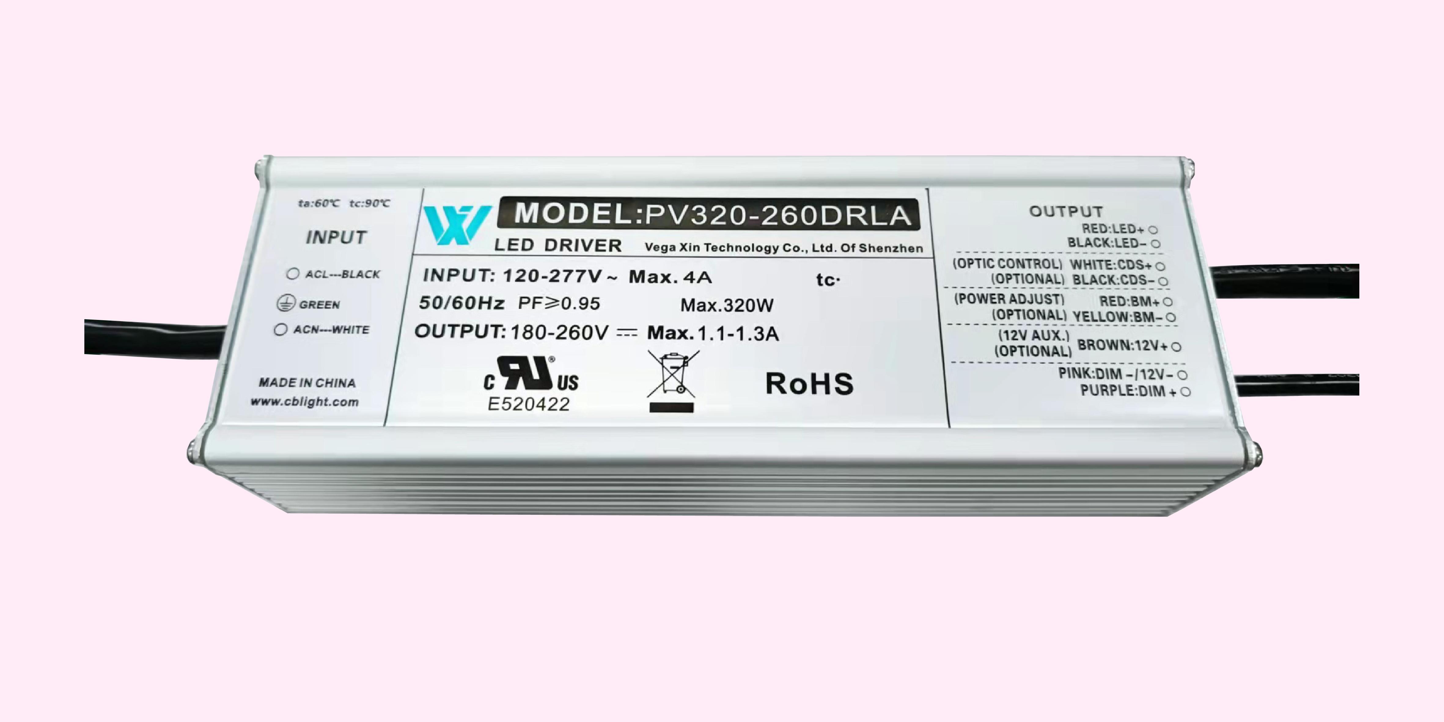 维嘉鑫分享LED路灯电源的选择要点